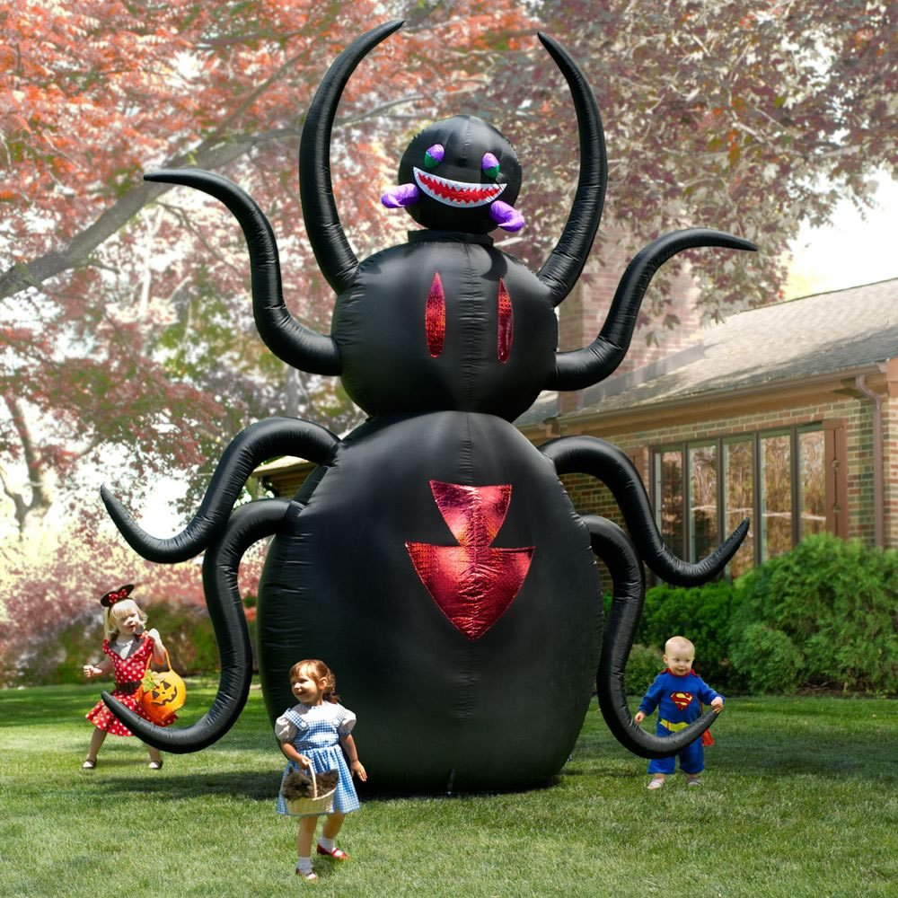 Outdoor inflatable halloween decorations - Outdoor Inflatable Halloween Decorations 13