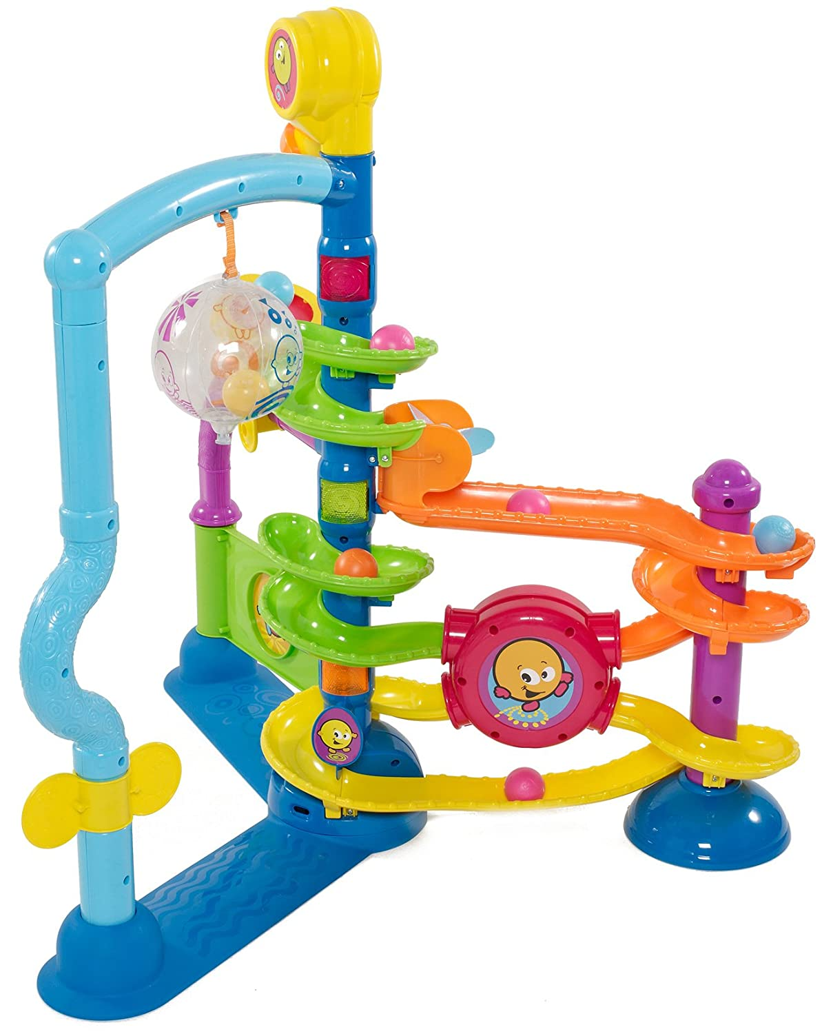 Fisher-Price Cruise and Groove Ballapalooza $30 at Amazon
