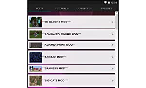 Mod Installer for PE by Femi Eleyinte