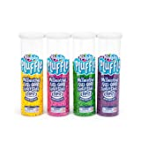Educational Insights Playfoam Pluffle 4 Pack: Non-Toxic, Never Dries Out, Sensory Play, 2.5 Oz/Tube (Color: Yellow, Pink, Green, Purple)