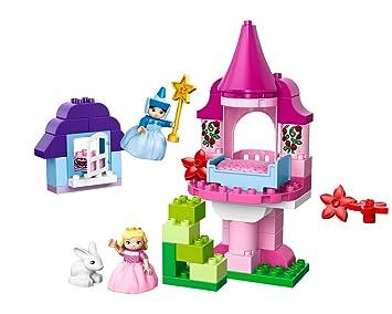 LEGO - DUPLO - Belle au Bois Dormant et Fée - Disney Princesse - 55 pièces