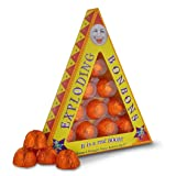 Universal Studios Wizarding World of Harry Potter Park Honeydukes Emporium Exploding Bon Bons Orange & Pinapple Flavoured 3.25 Oz Candy