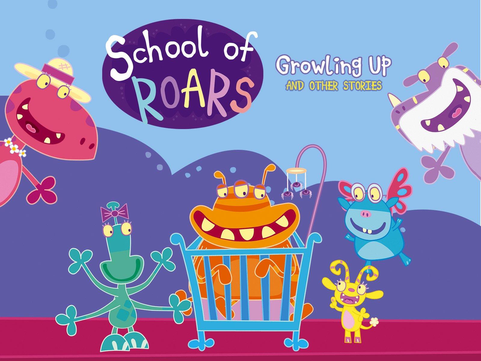 School of Roars on Amazon Prime Video UK