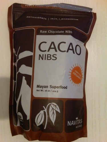 Organic Raw Chocolate Nibs