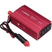 Luxebell 300W Dual Charging Car Inverter