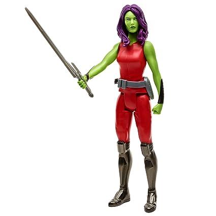 Marvel Guardians of the Galaxy Titan Hero Series: Gamora