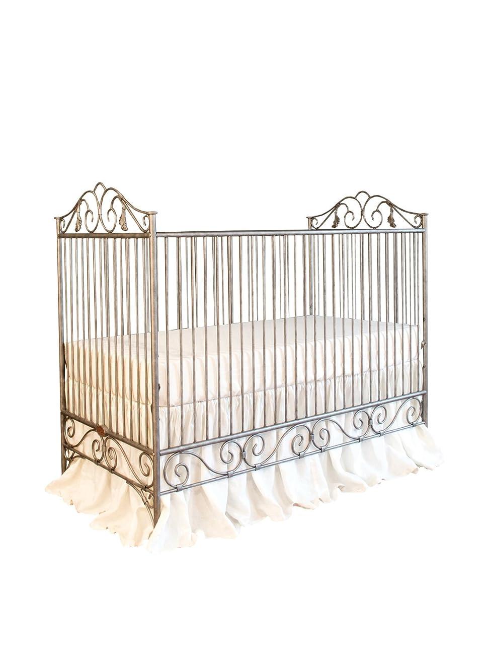 Bratt Decor casablanca crib pewter 0