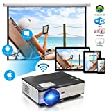 Video Projector 3500 Lumens Android 200