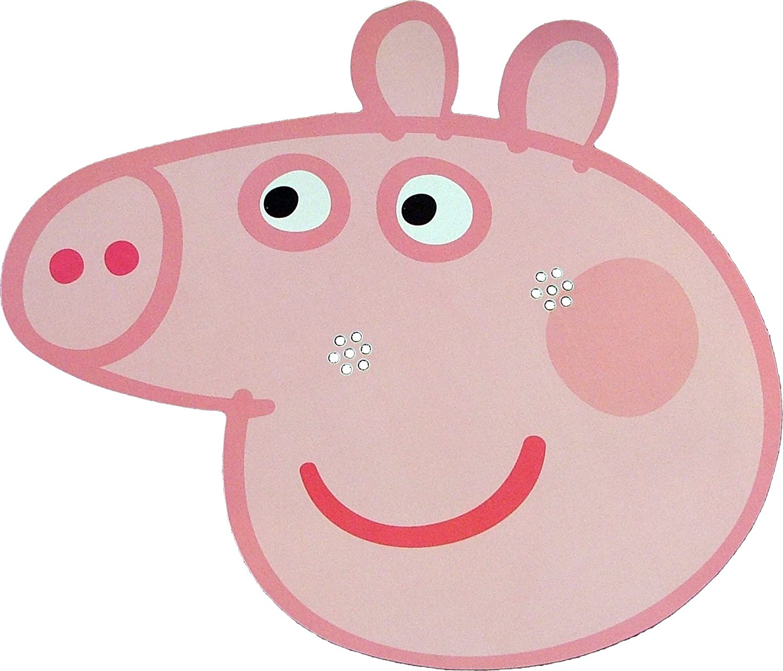 свинка пеппа игра веселится улыбается