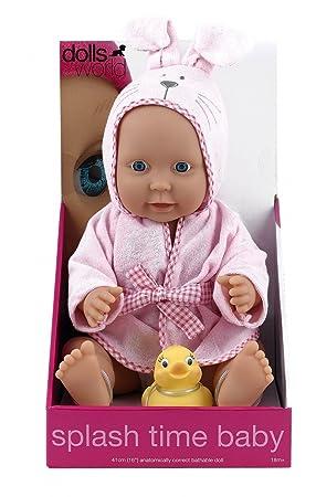 Poupées monde Splash Temps pour bébé fille
