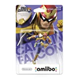 Captain Falcon amiibo - Europe/Australia Import (Super Smash Bros Series)