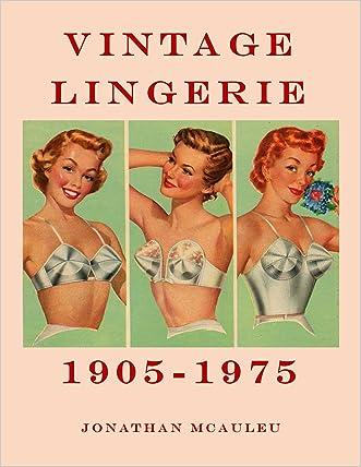 VINTAGE LINGERIE: Sexy Lingerie Ads 1905 - 1975