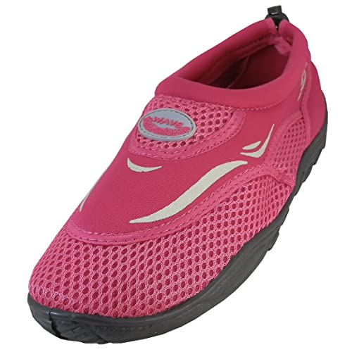 Womens Water Shoes Aqua Socks Pool Beach YogaDance and Exercise 6 Colors Available