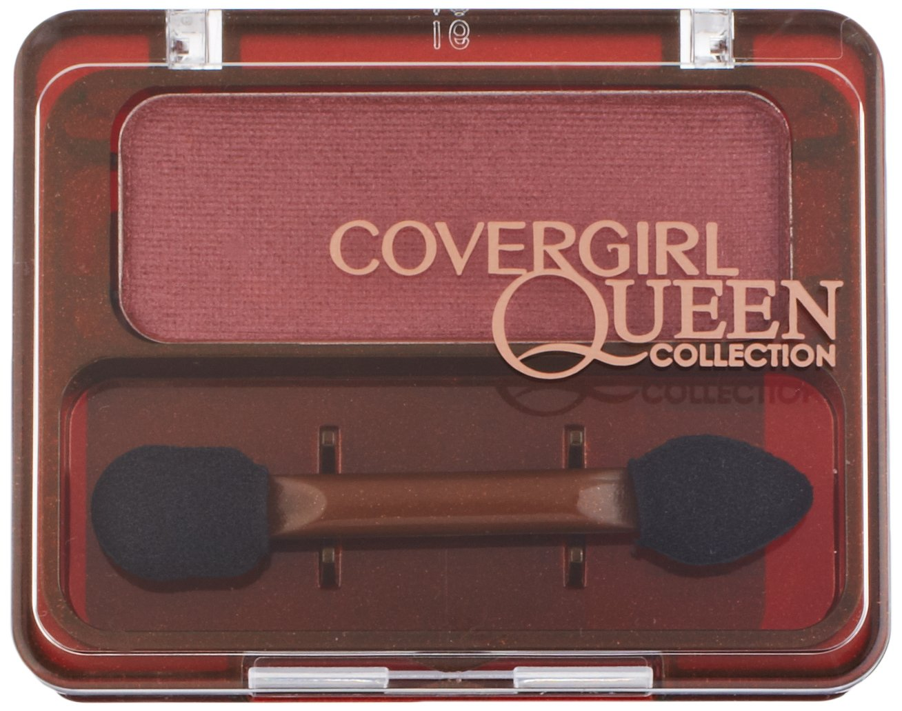 COVERGIRL Queen Collection 1-Kit Eye Shadow Romance Q127, 0.09 Oz