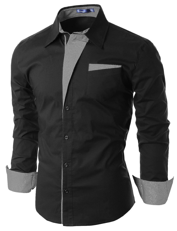 Cheap Black Dress Shirts