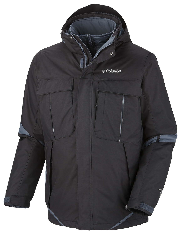 Columbia Bugaboo Interchange Men's Jacket S schwarz – schwarz jetzt bestellen