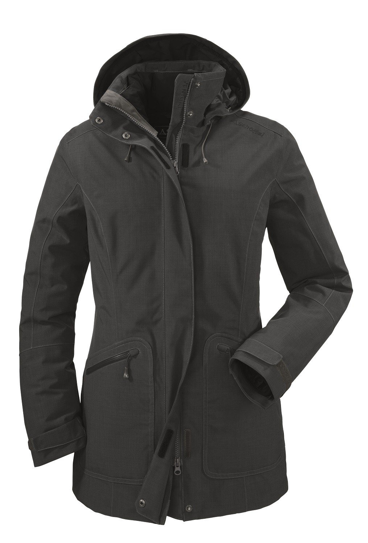 Schöffel Adele II Damen Winter Doppeljacke charcoal *UVP 299,95 40 günstig online kaufen