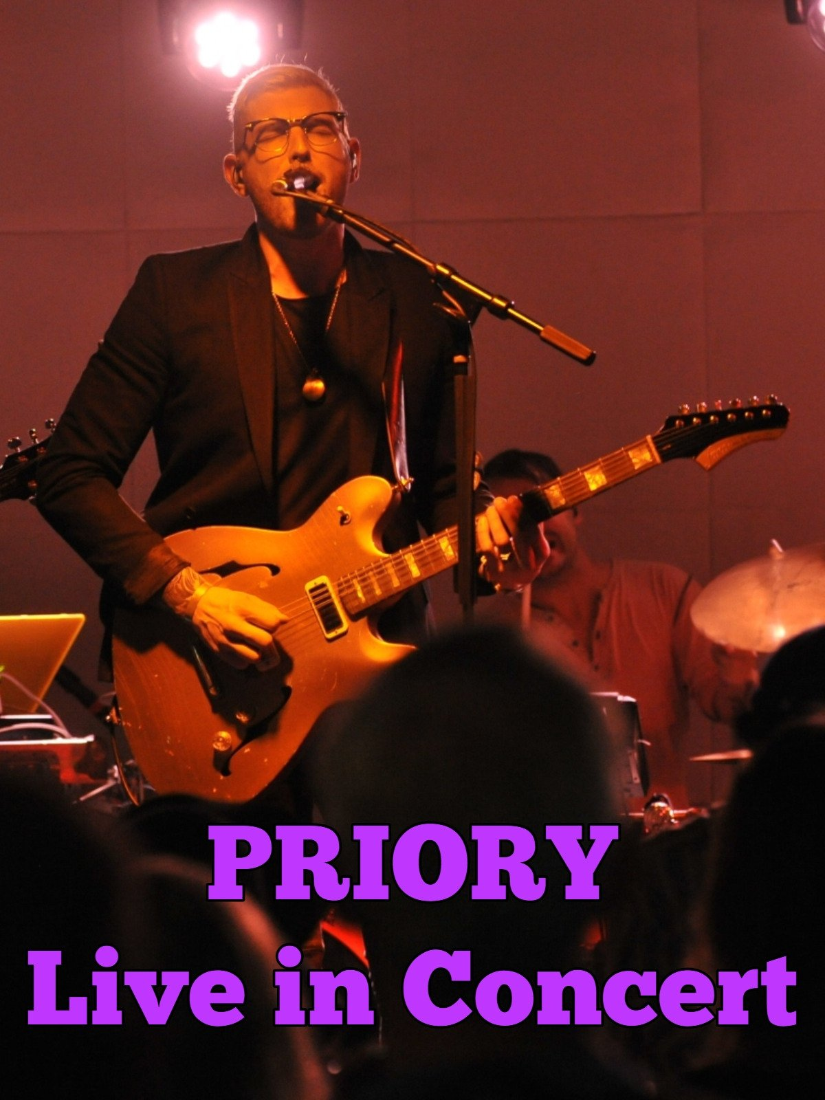 Priory: Live in Concert on Amazon Prime Video UK