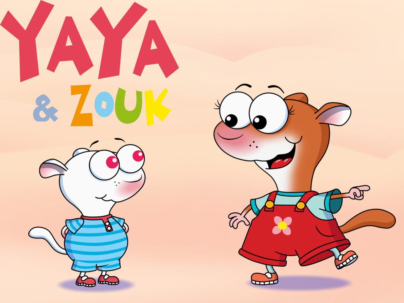 YaYa & Zouk - Season 1