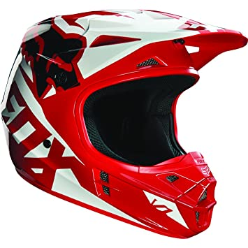 Casque Motocross Fox 2016 V1 Race Rouge