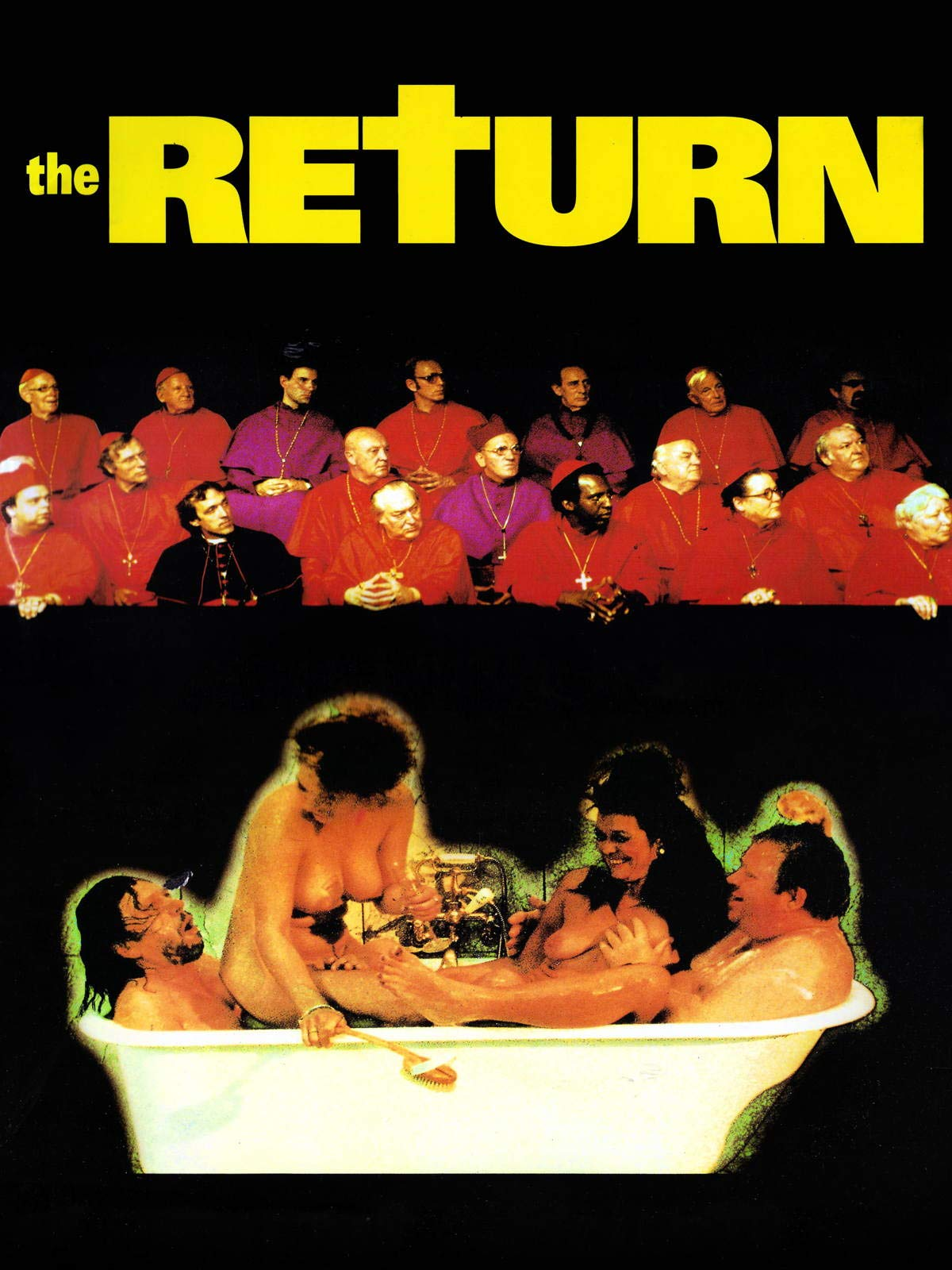 the RETURN on Amazon Prime Video UK