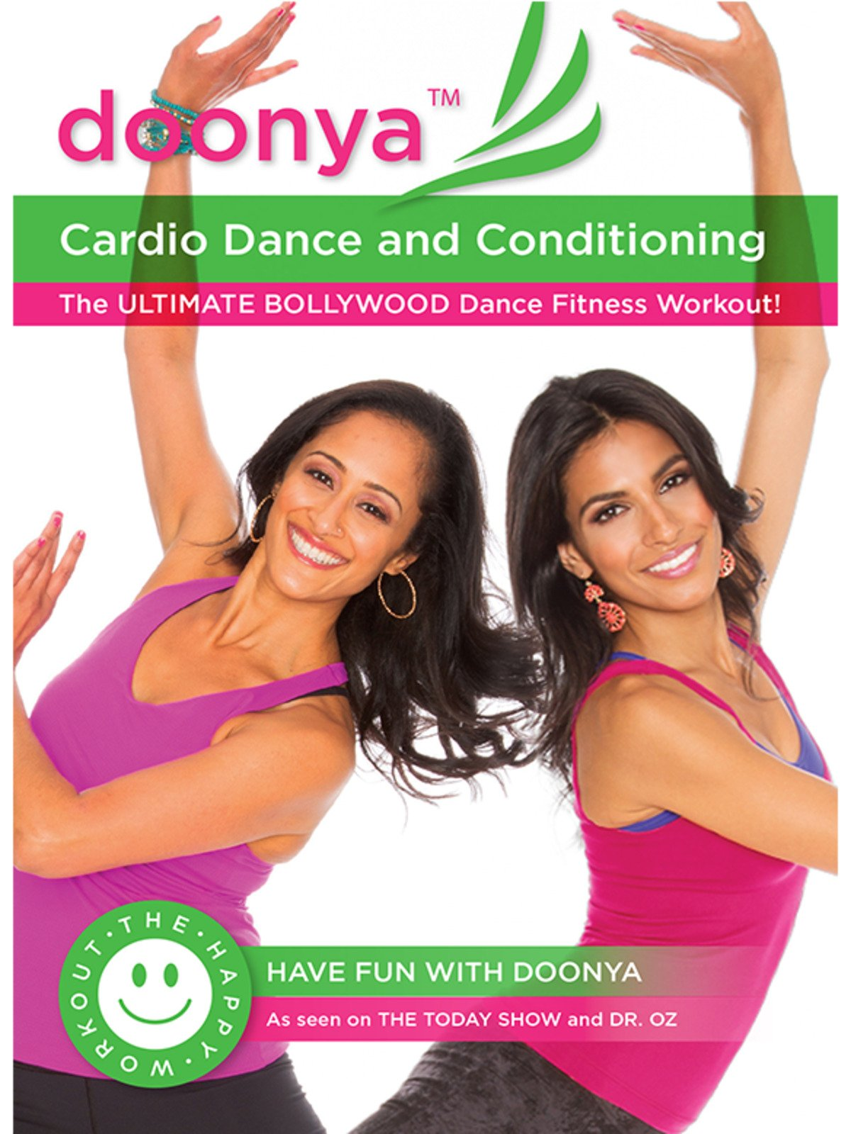 Doonya the Bollywood Dance Workout: Cardio Dance & Conditioning on Amazon Prime Video UK