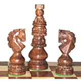 Holly Chruch Design Chess Set King 4