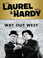 Laurel and Hardy: Way Out West [HD]