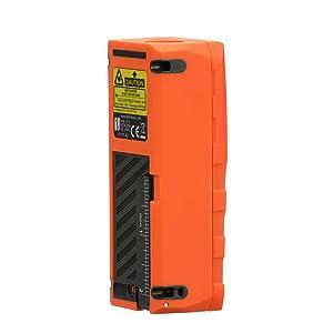 Klein Tools 93LDM65 Laser Distance Measure 98-Foot, Digital Backlit LCD, Distance, Area, Volume, Pythagorean (Tamaño: 65')