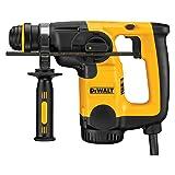 DEWALT D25313K 1-Inch SDS L-Shape 3 Mode Hammer (Color: Yellow, Tamaño: 2-1/2