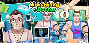 Wrestling Injury Doctor - Kids Games by 6677g ltd