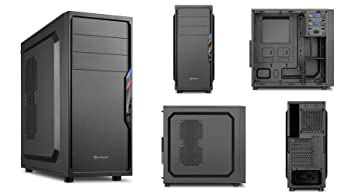 sedatech pc de bureau bureau intel g3240 2x3 1ghz 4go ram ram 500go hdd usb 3 0. Black Bedroom Furniture Sets. Home Design Ideas