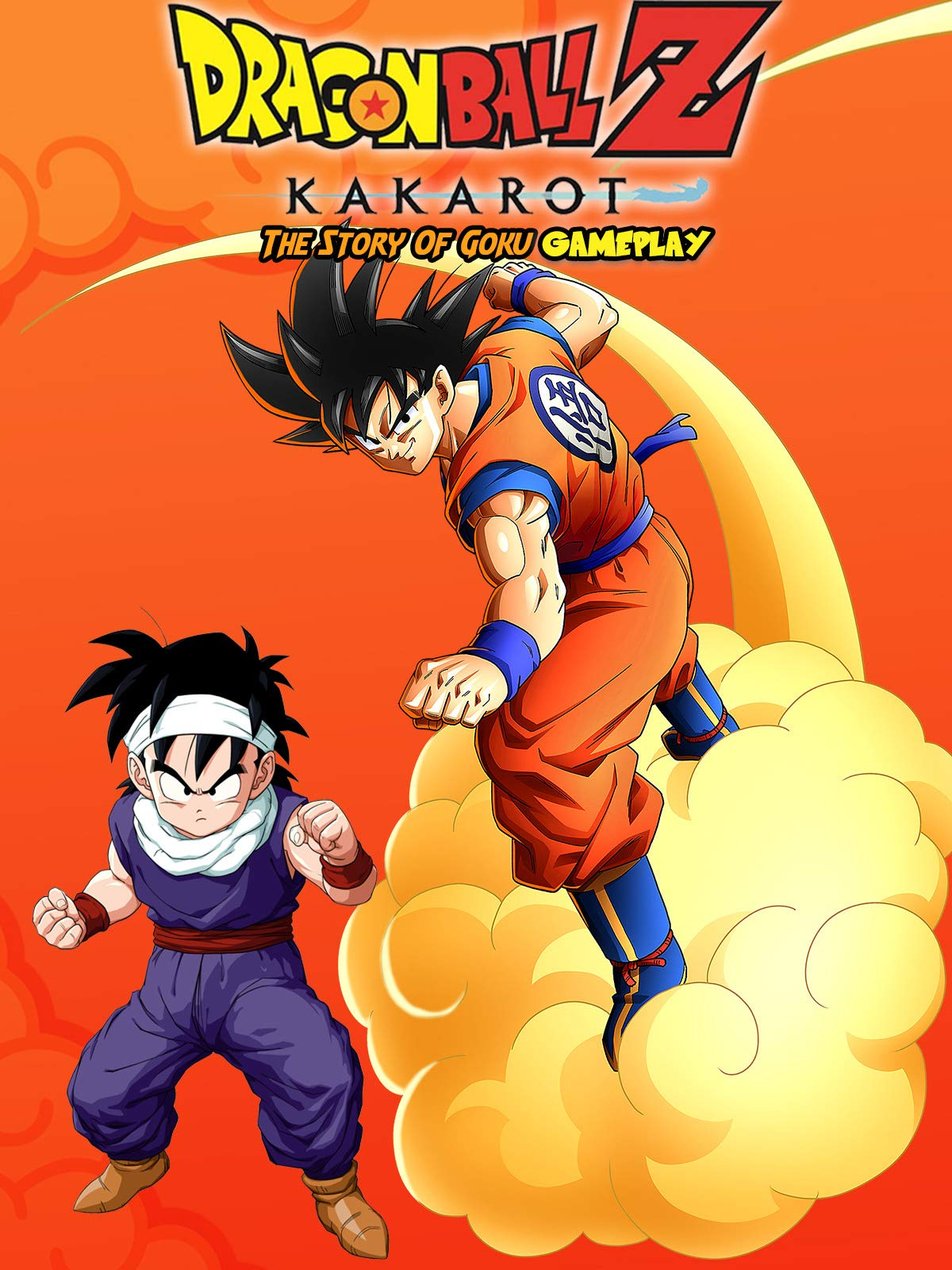 Clip: Dragon Ball Z Kakarot Gameplay Pt. 1 - The Story Of Goku on Amazon Prime Instant Video UK