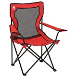 Coleman Broadband Quad Chair with Mesh Back and Seat