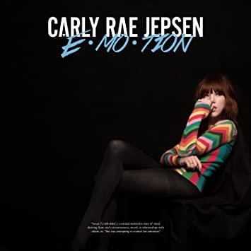 Carly Rae Jepsen – E-MO-TION