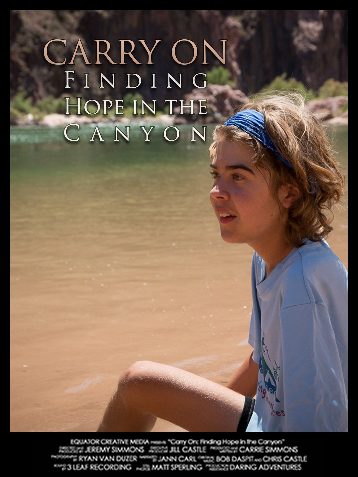 Carry On: Finding Hope in the Canyon