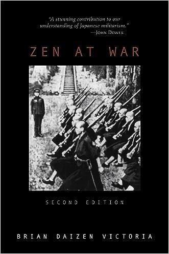 Zen at War (2nd Edition) written by Brian Daizen Victoria