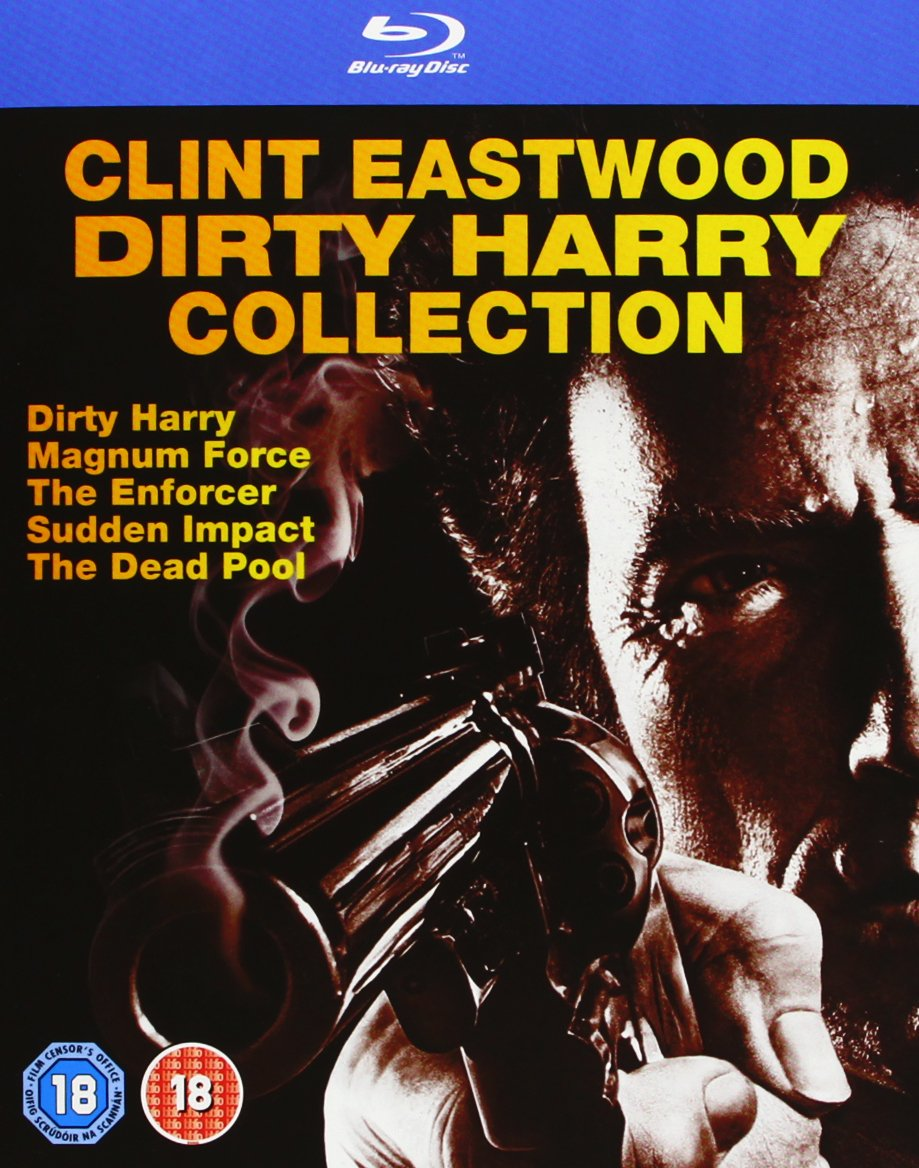 Dirty Harry Collection Blu-ray
