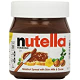 Nutella Hazelnut Spread 13 oz (Pack of 2)