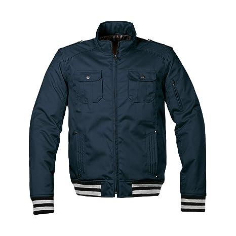 Germas 602. 77-48-S veste bleu marine Newport au College style Protektorentaschen étanche-bleu-taille S