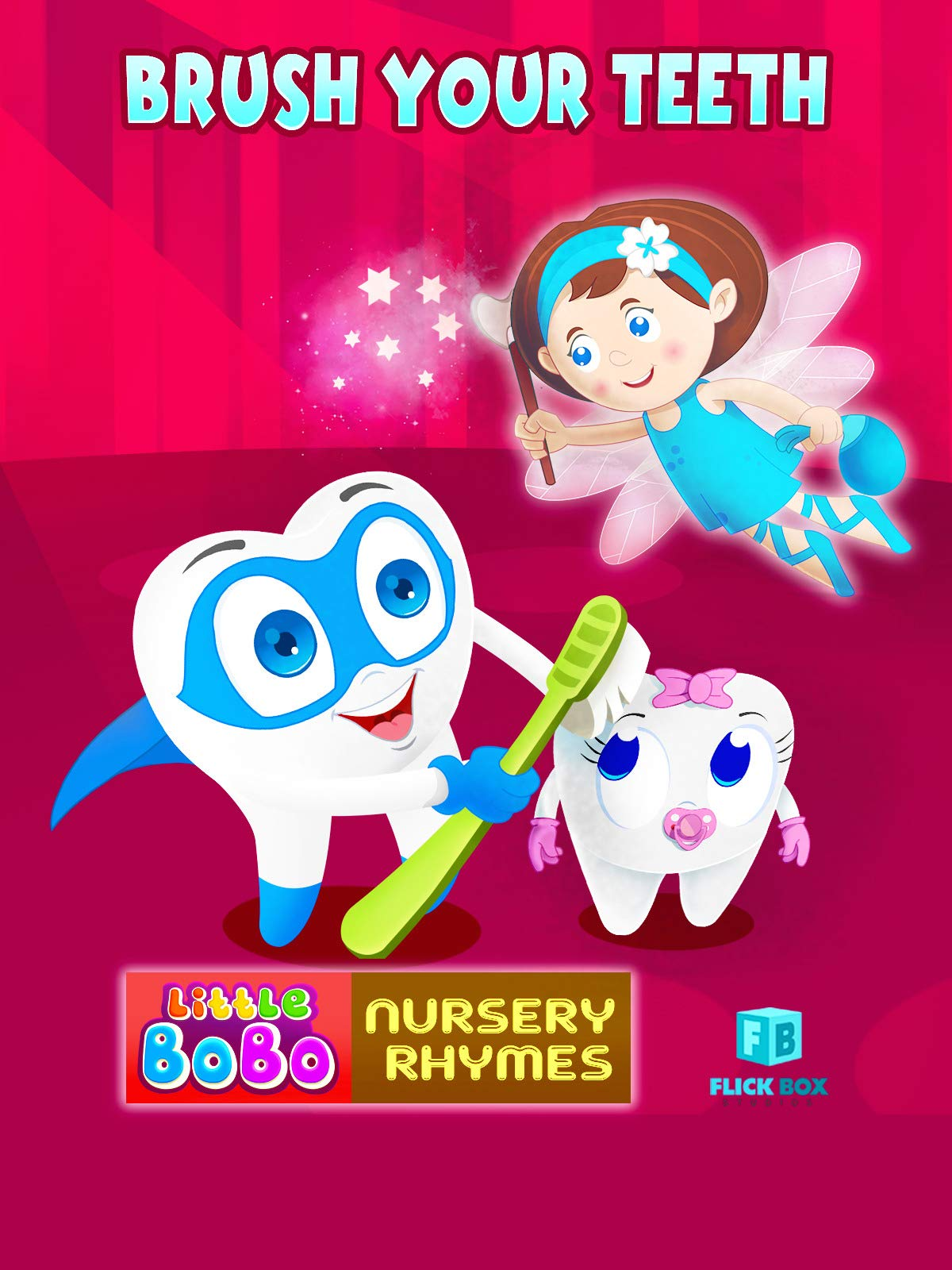 Brush Your Teeth Nursery Rhymes