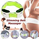 Green Makes Your Ever Green Slimming Belt Vibration Fat Burning Belt Weight Management Massager