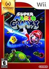 Super Mario Galaxy Nintendo Selects Wii