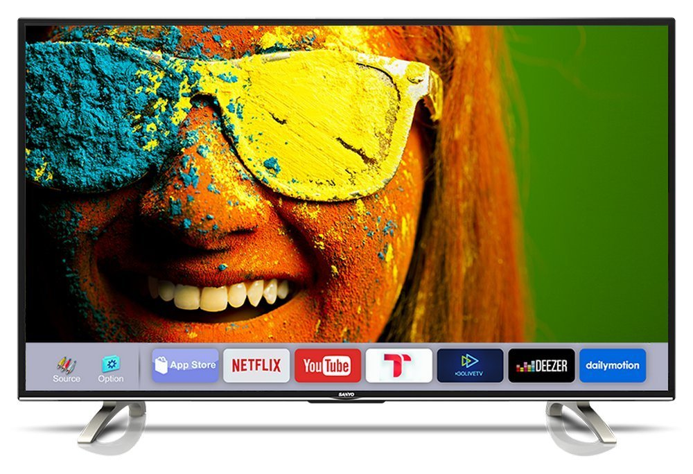 Deals on Sanyo 49 inches Full HD IPS Smart LED TV