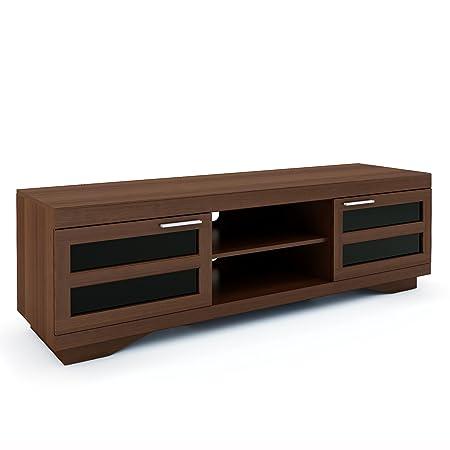 Sonax TGR790B / B-097-RGT / B-097-RGT Granville Cinnamon 66 Wood Veneer TV Bench