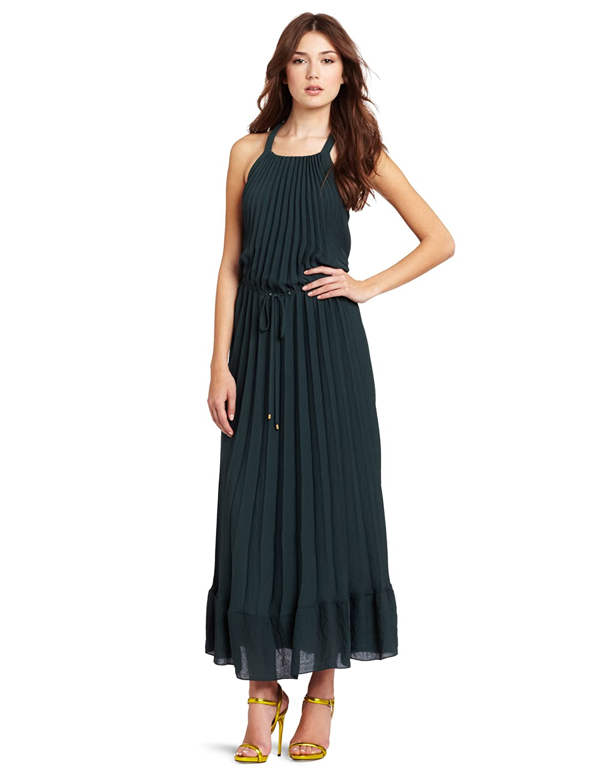 D-shopz: Rebecca Taylor Women's Pleated Gown
