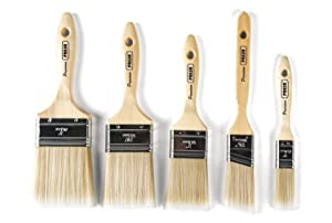 Presa Premium Best Paint Brushes Set, 5 Piece
