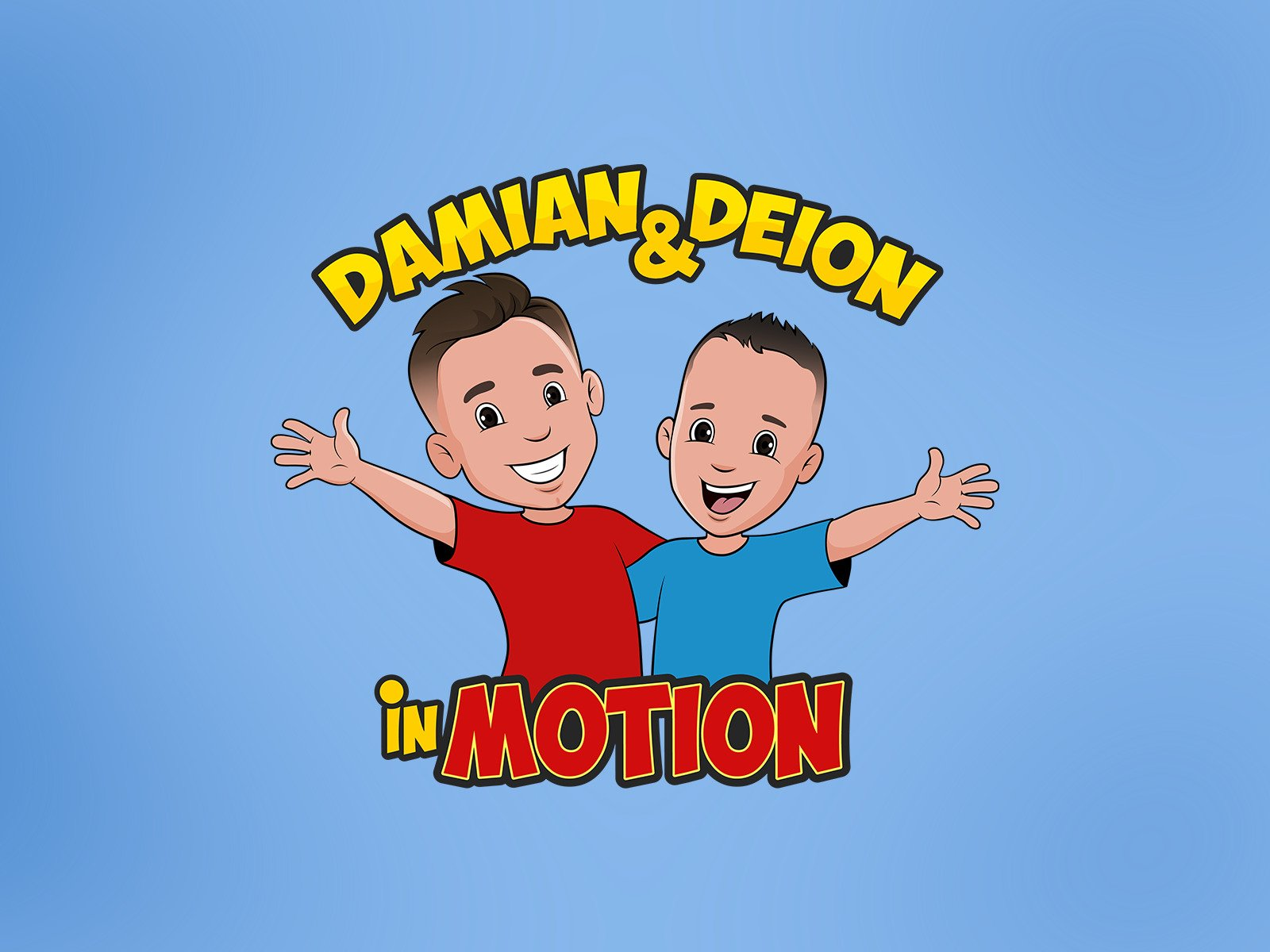 Damian & Deion in Motion - Season 1