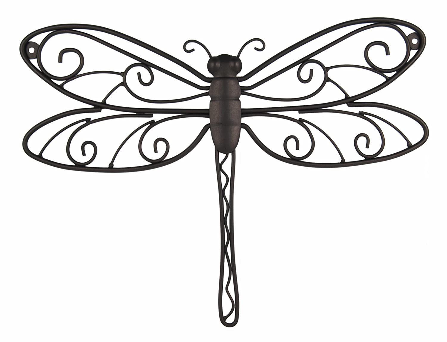 Dragonfly Wing Coloring Pages