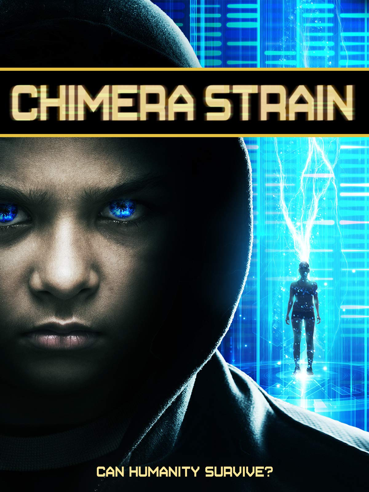 Chimera Strain on Amazon Prime Video UK